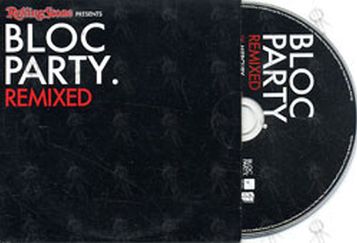 BLOC PARTY - Remixed - 1