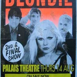 BLONDIE - Palais Theatre