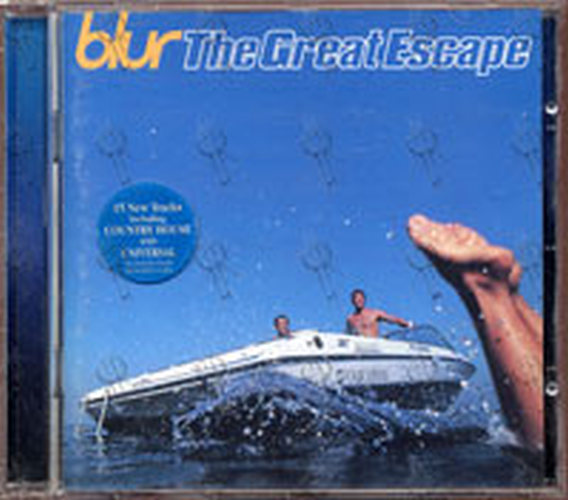 BLUR - The Great Escape (Album, CD) | Rare Records