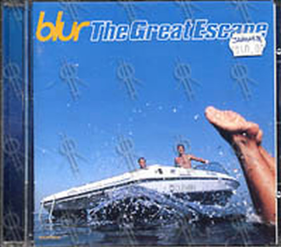 BLUR - The Great Escape - 1