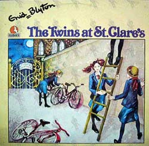 BLYTON-- ENID - The Twins At St. Clare's - 1