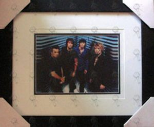 BON JOVI - Custom Framed 'Lost Highway' Era 8 x 10 Photograph - 1