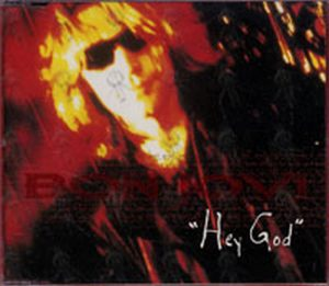 BON JOVI - Hey God - 1