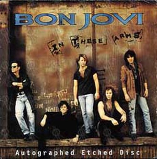 BON JOVI - In These Arms - 1