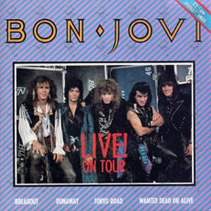 BON JOVI - Live! On Tour - 1