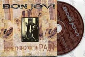 BON JOVI - Something For The Pain - 1