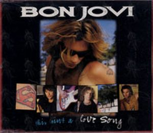 BON JOVI - This Aint A Love Song - 1