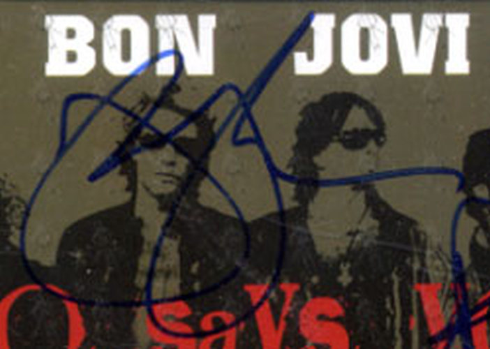 BON JOVI - Who Says You Can't Go Home - 3