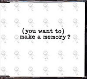 BON JOVI - (You Want To) Make A Memory? - 1