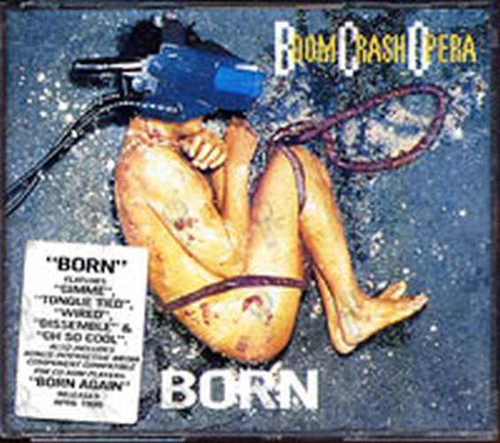 BOOM CRASH OPERA - Born - 1