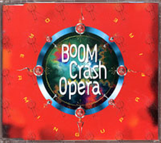 BOOM CRASH OPERA - Dreaming Up A Fire - 1