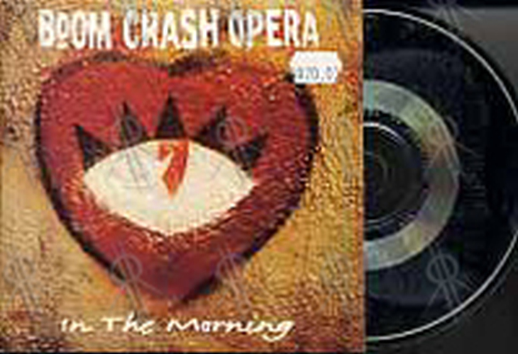 BOOM CRASH OPERA - In The Morning - 1