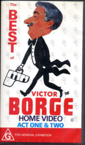 BORGE -- VICTOR - The Best Of Victor Borge Acts I And II - 1