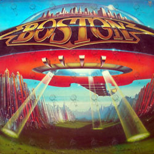 BOSTON - Don't Look Back - 1