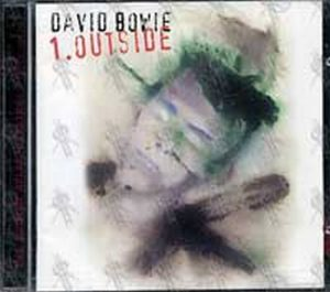 BOWIE-- DAVID - 1. Outside - 1