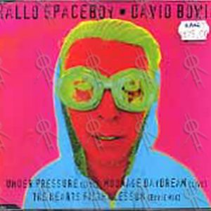 BOWIE-- DAVID - Hello Spaceboy - 1