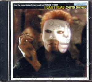 BOWIE-- DAVID - I Can't Read - 1