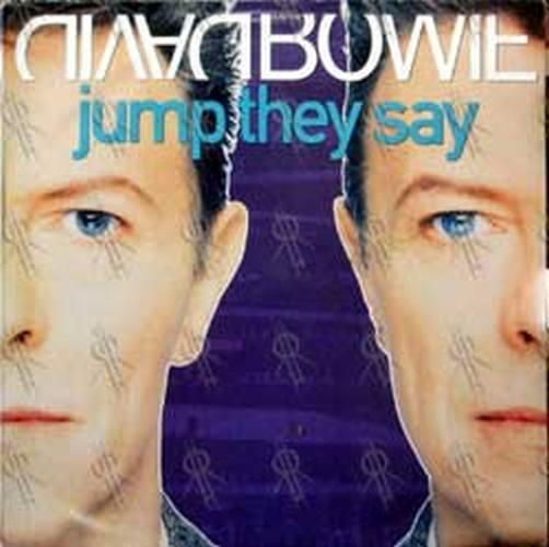 BOWIE-- DAVID - Jump They Say - 1
