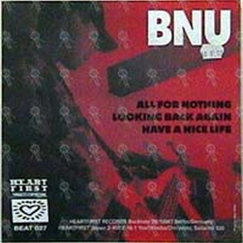 BRAND NEW UNIT|BNU - All For Nothing - 2