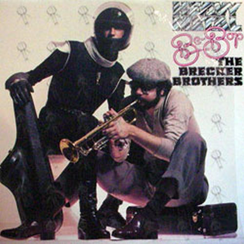 BRECKER BROTHERS-- THE - Heavy Metal Be-Bop - 1