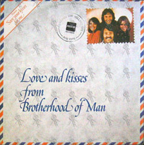 BROTHERHOOD OF MAN - Love And Kisses From Brotherhood Of Man - 1