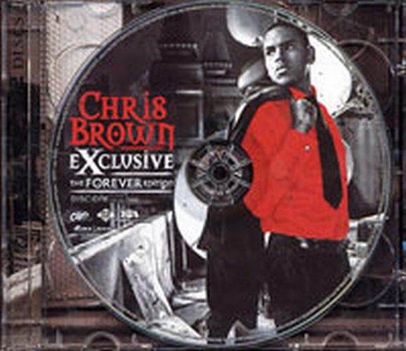 BROWN-- CHRIS - Exclusive: The Forever Edition - 3