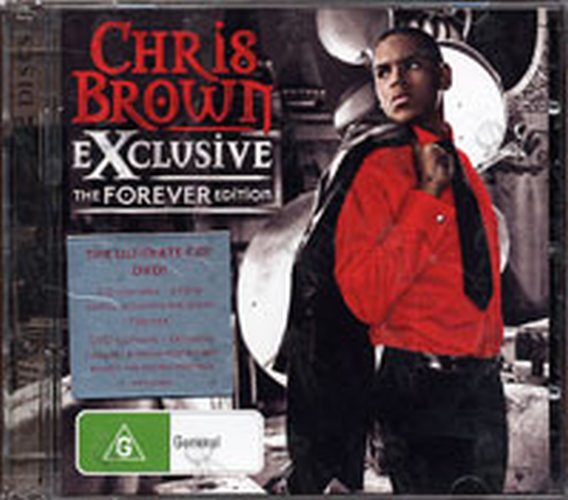 BROWN-- CHRIS - Exclusive: The Forever Edition - 1