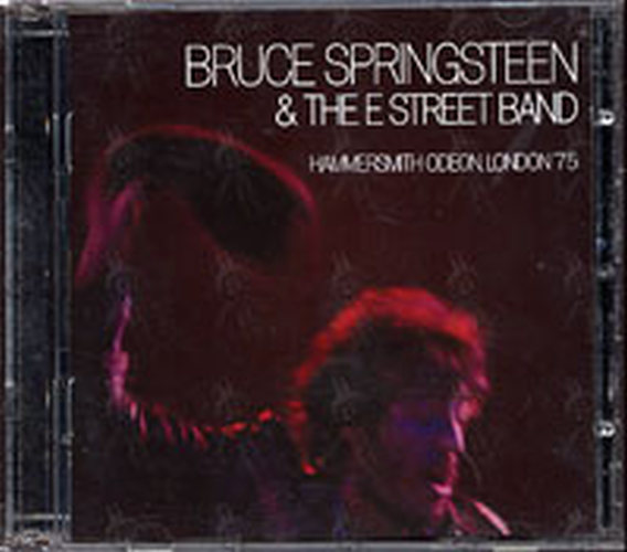 BRUCE SPRINGSTEEN AND THE E STREET BAND - Hammersmith Odeon