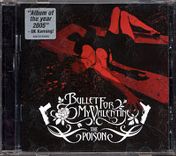 Fesselnd BULLET FOR MY VALENTINE   The Poison   1