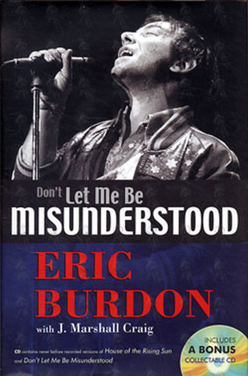BURDON-- ERIC - Don't Let Me Be Misunderstood - 1