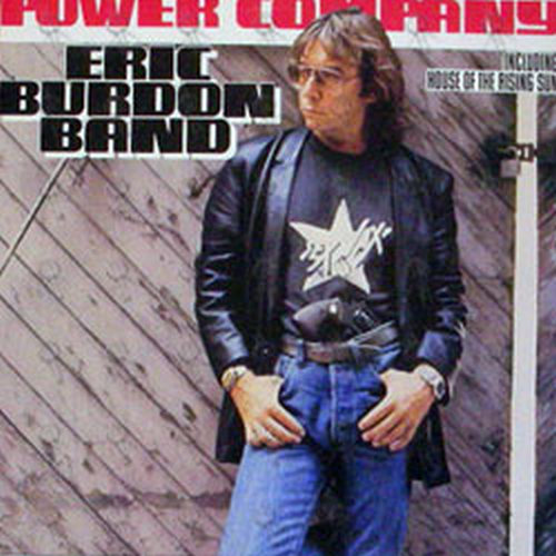 BURDON-- ERIC - Power Company - 1