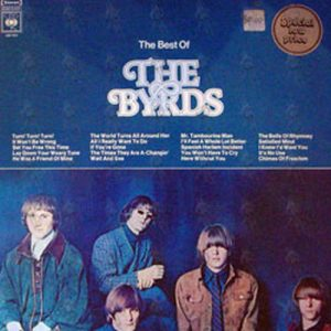 BYRDS-- THE - The Best Of - 1