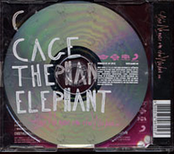 CAGE THE ELEPHANT - Ain't No Rest For The Wicked - 2