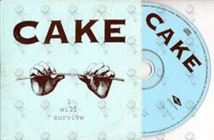 CAKE - Short Skirt/Long Jacket (CD, Single / EP) | Rare Records