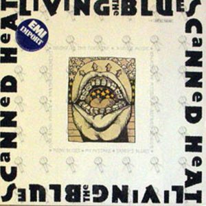 CANNED HEAT - Living The Blues - 1