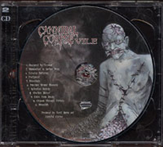 CANNIBAL CORPSE - Vile (CD, CD / DVD) | Rare Records