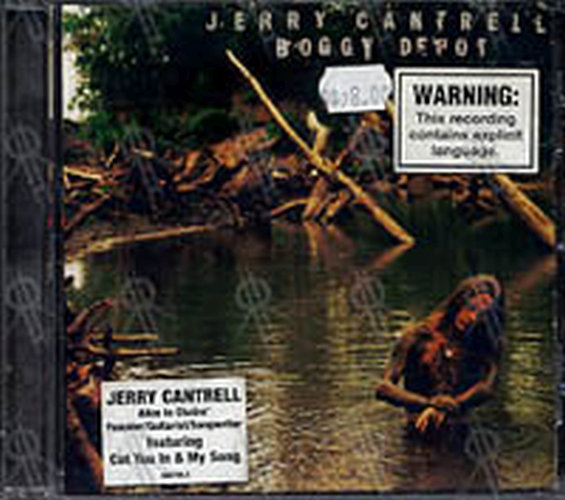 CANTRELL-- JERRY - Boggy Depot - 1
