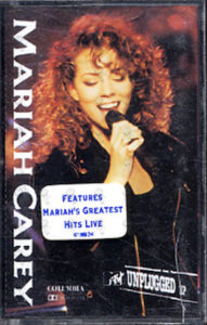 CAREY-- MARIAH - MTV Unplugged EP - 1