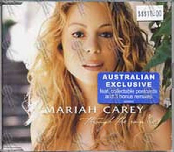 CAREY-- MARIAH - Through The Rain - 1