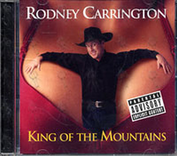 CARRINGTON-- RODNEY - King Of The Mountains - 1