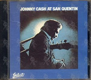 CASH-- JOHNNY - Johnny Cash At San Quentin - 1