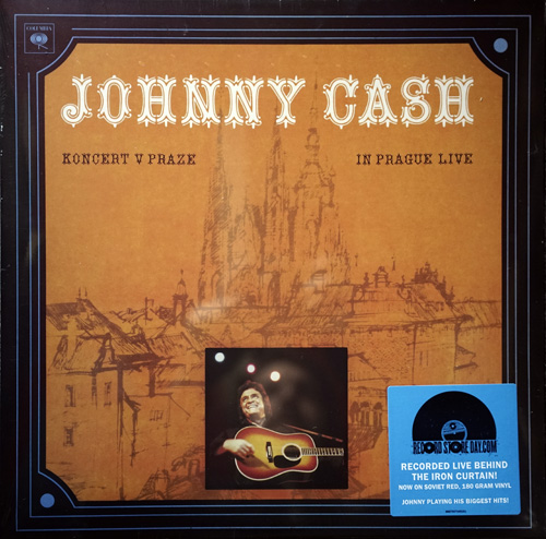 CASH-- JOHNNY - Koncert V Praze (In Prague Live) - 1