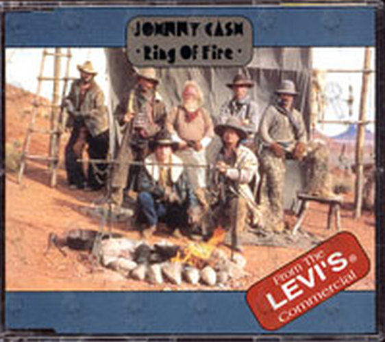 CASH-- JOHNNY - Ring Of Fire - 1