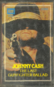 CASH-- JOHNNY - The Last Gunfighter Ballad - 1