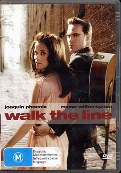 CASH-- JOHNNY - Walk The Line - 1