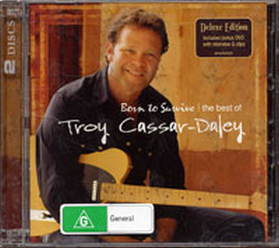 CASSAR-DALEY-- TROY - Born To Survive (The Best Of) - 1