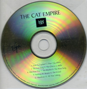 CAT EMPIRE-- THE - The Cat Empire - 1