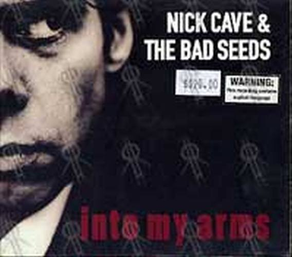CAVE AND THE BAD SEEDS-- NICK - Into My Arms - 1