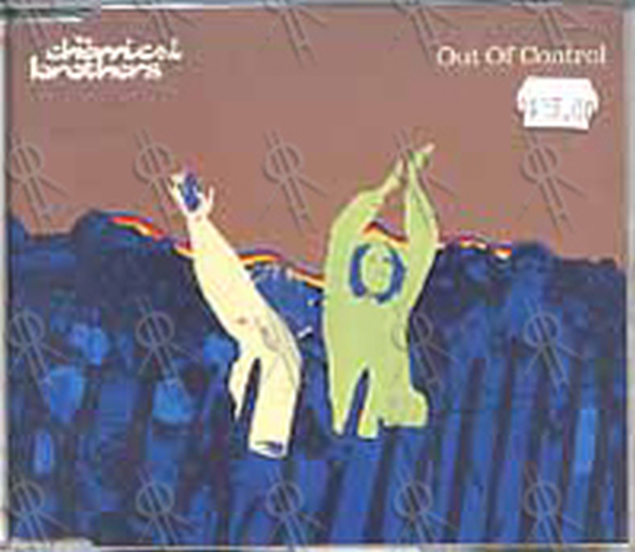 CHEMICAL BROTHERS-- THE - Out Of Control - 1