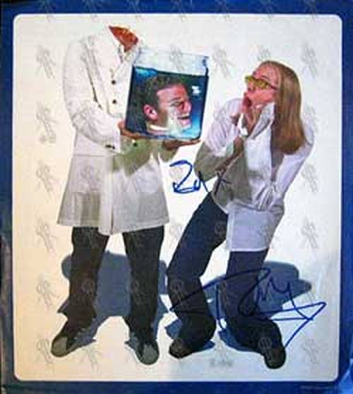 CHEMICAL BROTHERS-- THE - 'Request' Magazine Pull-Out Poster - 1